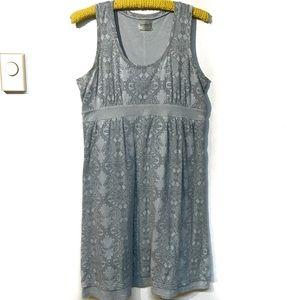 Athleta Vyasa dress gray size medium style 903726